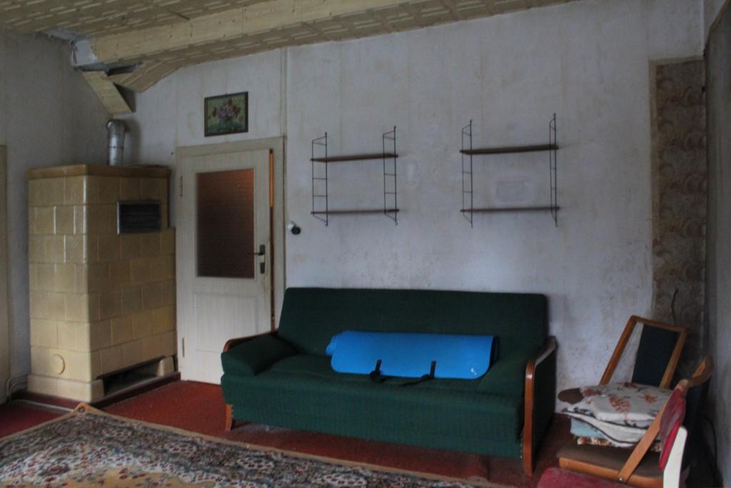 gartenzimmer vorher