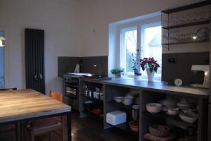 Küche Gästewohnung 1