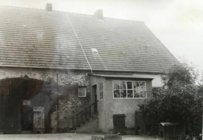 Haupthaus mit Wintergarten