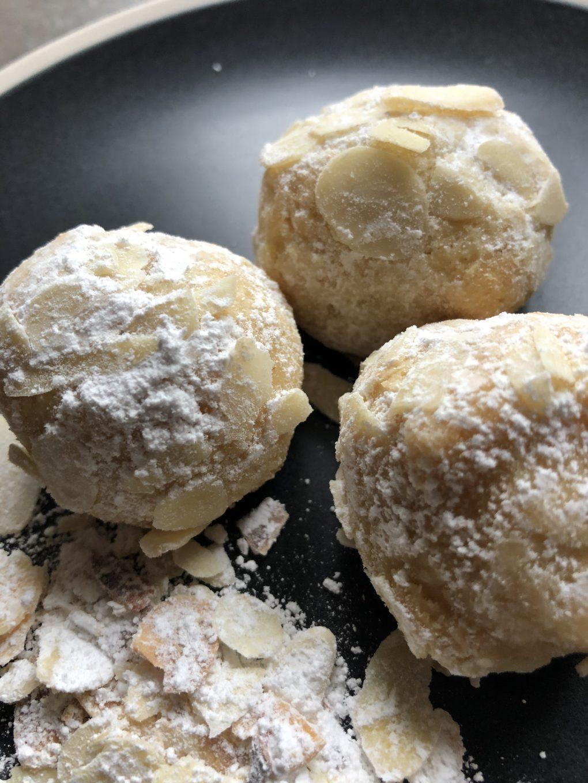 Mandorlini - italienische Mandelkekse mit Marzipan